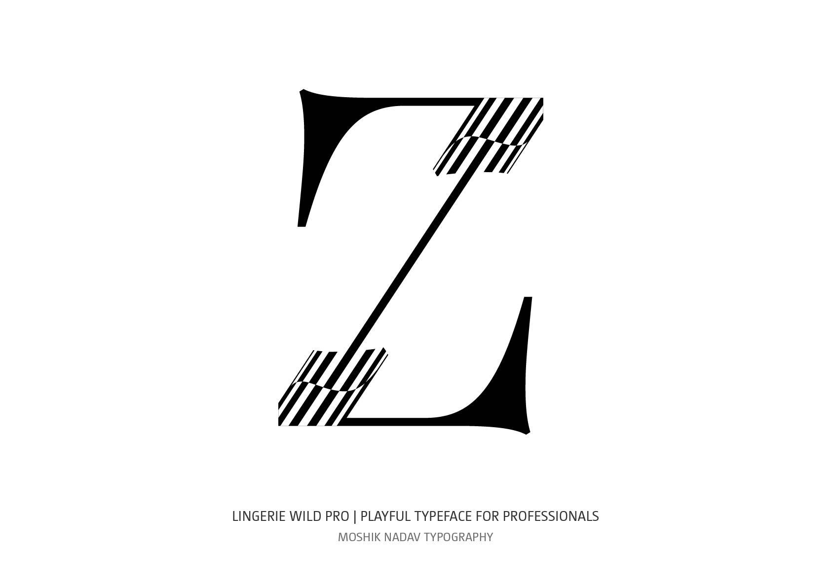 Custom typeface design NYC