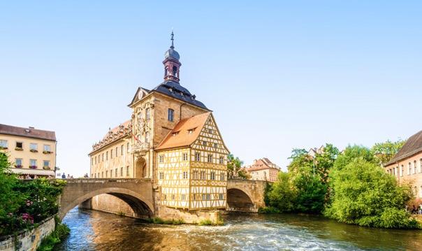 Бамберг — Франконский Рим