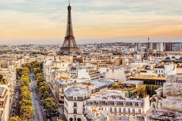 Что посетить в париже