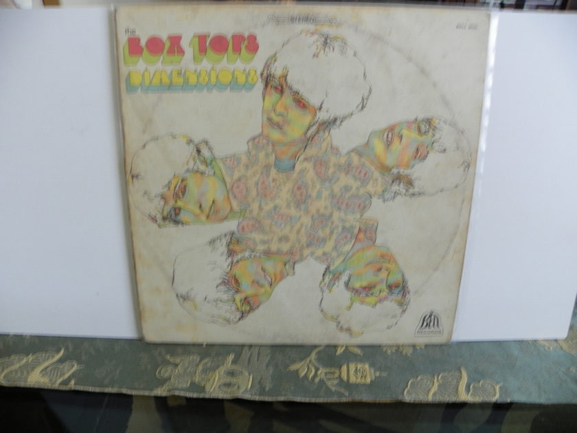 THE BOX TOPS - DIMENSIONS