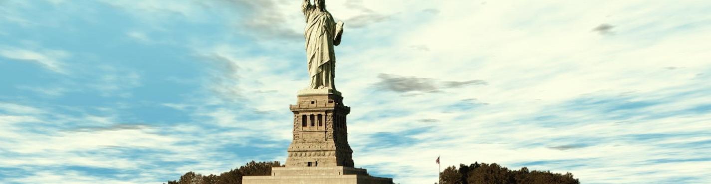 Полная обзорная экскурсия по Нью-Йорку с посещением Статуи Свободы