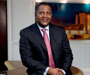 Dangote With The Money O!