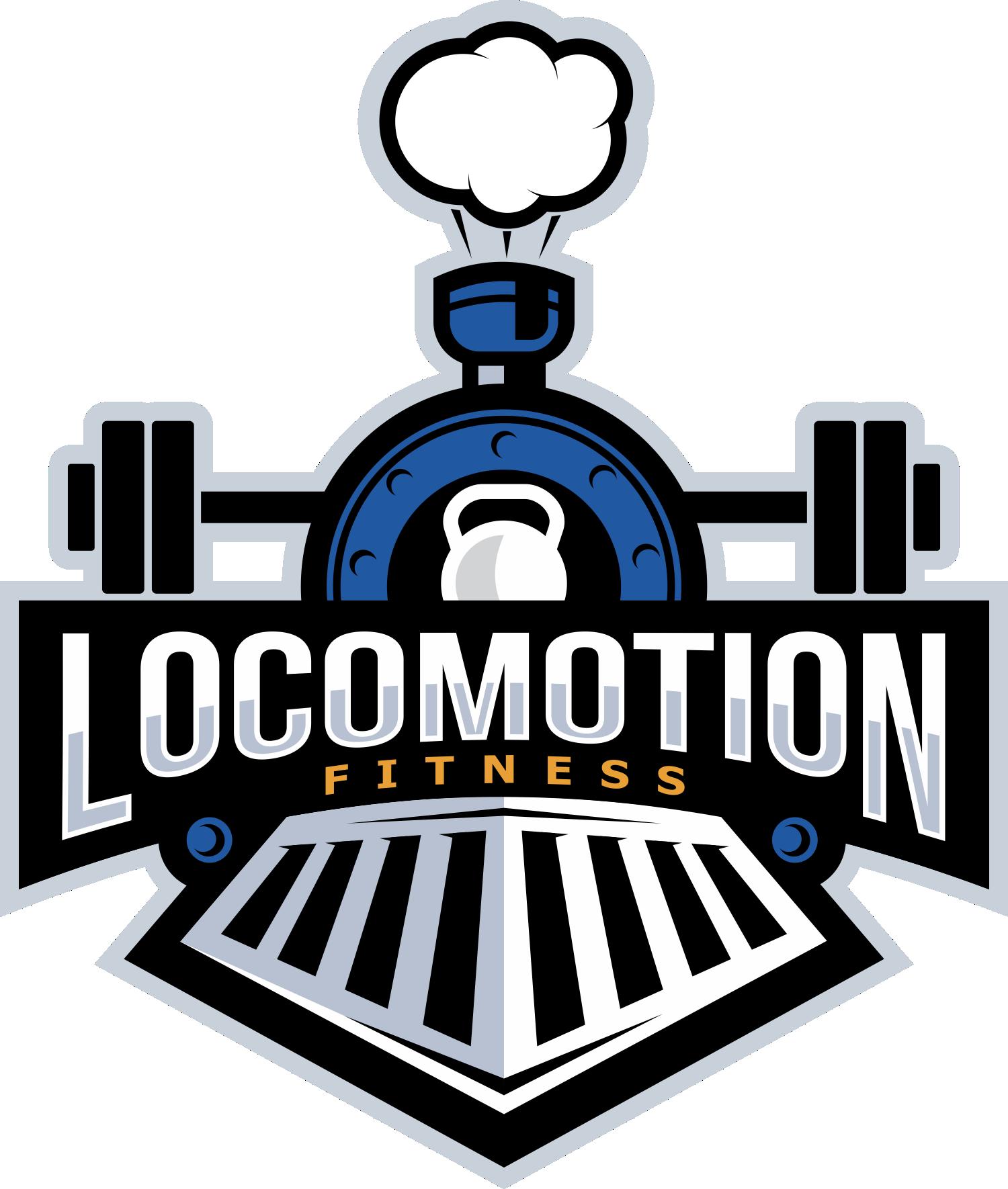 Locomotion Fitness logo