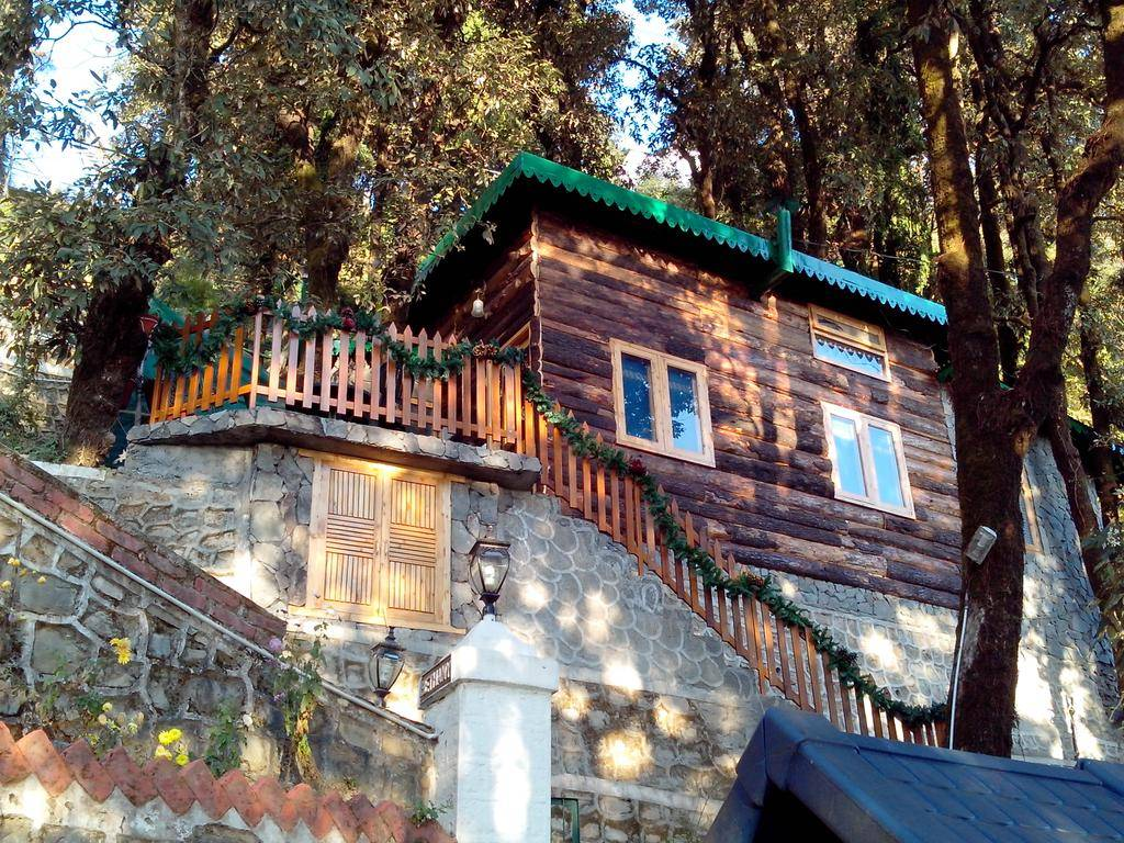 La Villa Bethany inn situated in the  Landour area of Mussorie