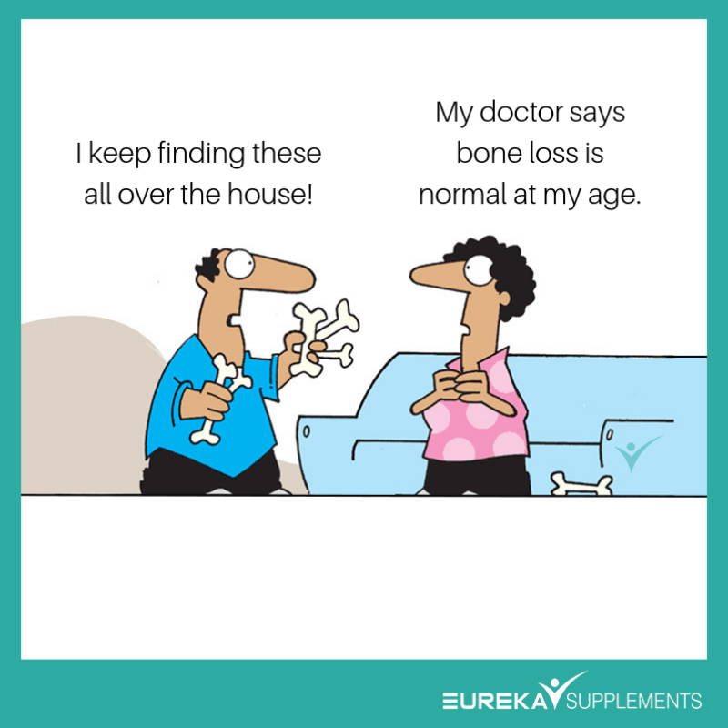 Menopause symptoms osteoporosis