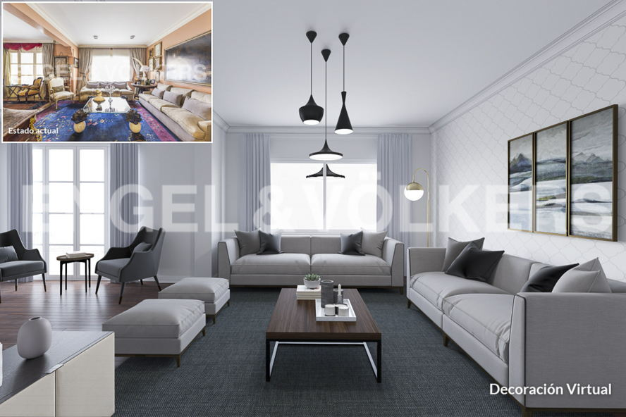 Madrid - Propuesta de Home Staging