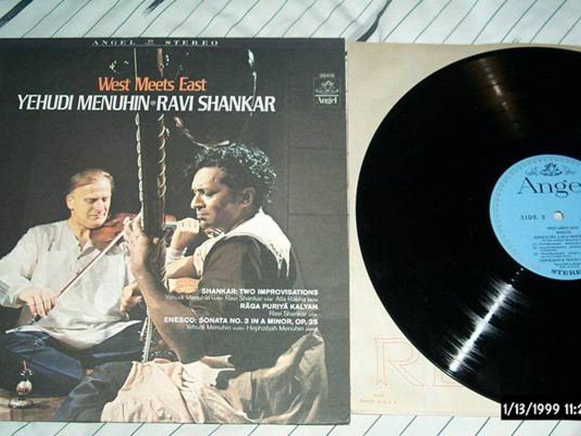 Ravi shankar - West Meets East angel records