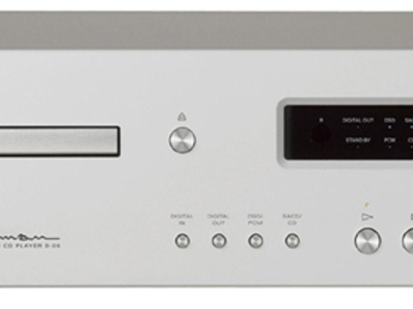 Luxman D-06 SACD/CD Player D-06 Super Audio CD Player