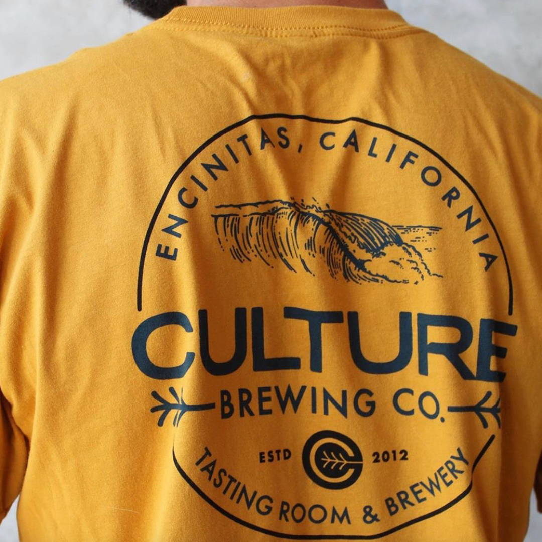 Culture Brew Tee