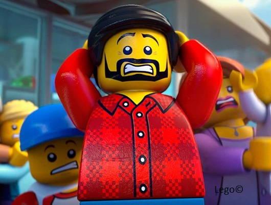 Lego stress