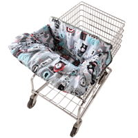 TravelBug shopping cart & high chair covers
