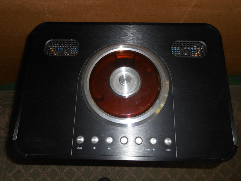 Ayon Audio CD-07s :  Tube Output Stage CD Player/DAC
