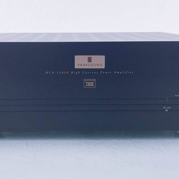 HCA-1203A 3 Channel Power Amplifier (1/2)