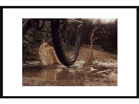 Winter Ride by Tom Barnes