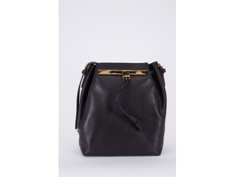 The Row | Smooth Leather Bucket Bag
