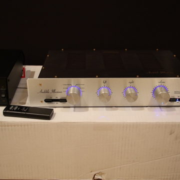 Audible Illusions L3A Linestage w/remote