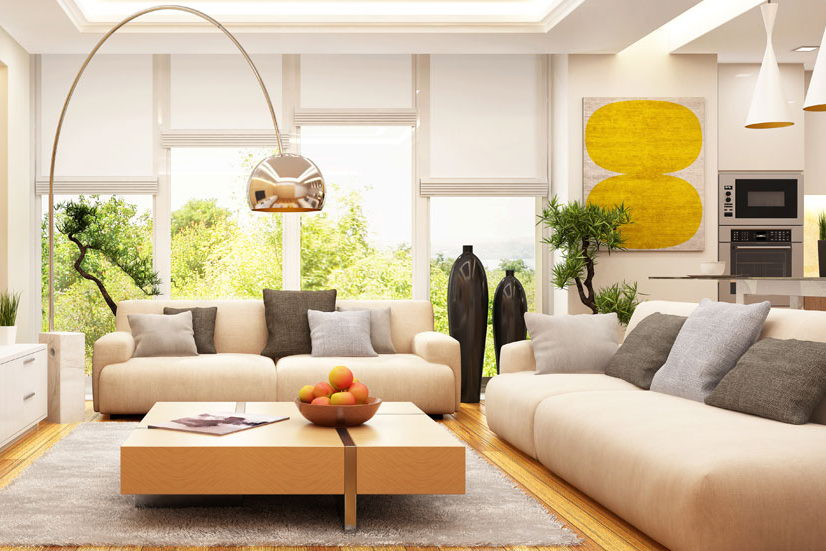 A Versatile Room for the Modern Family