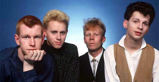 Неделя с группой Depeche Mode на Radio Monte Carlo - Новости радио OnAir.ru