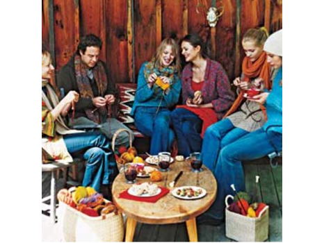 Knit and Nibbles SignUp Party--Saturday April 14th, 4-7pm