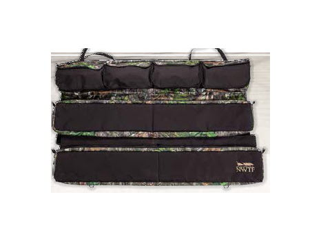 Truck Seat Organizer with Obsession Accents