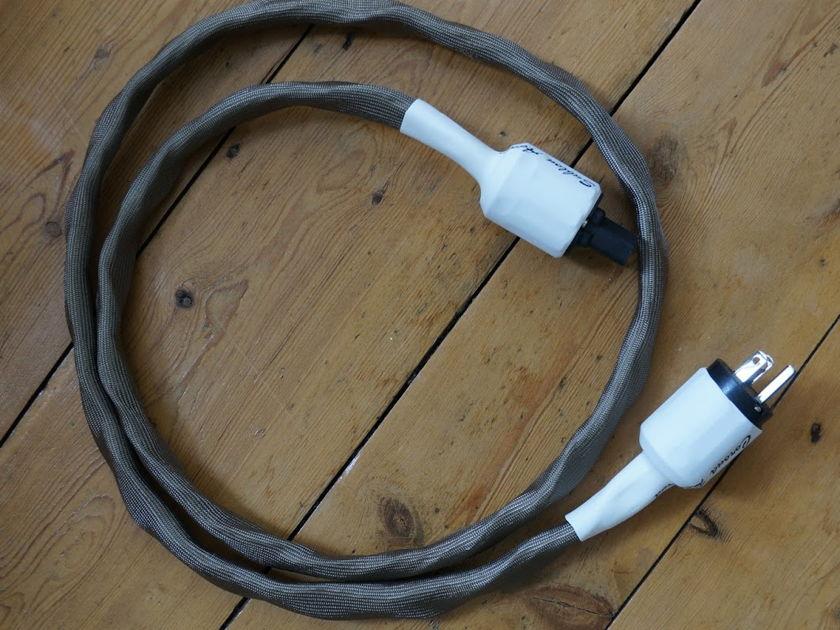 "SABLON AUDIO RESERVA Power cord 6ft, Oyaide P-004/C-004 , ""BREXIT"" LOWER PRICE"