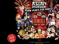صورة ASIAN INVASION - NEW YEAR'S EVE PARTY!
