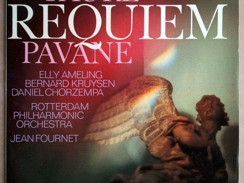 PHILIPS | FOURNET/FAURE - Requiem & Pavane / NM