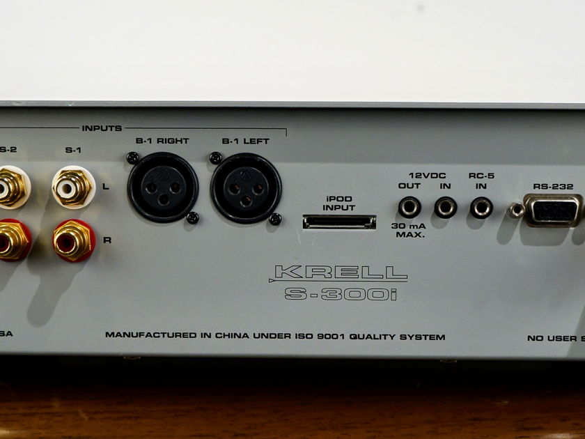 Krell  S300i Integrated Amplifier