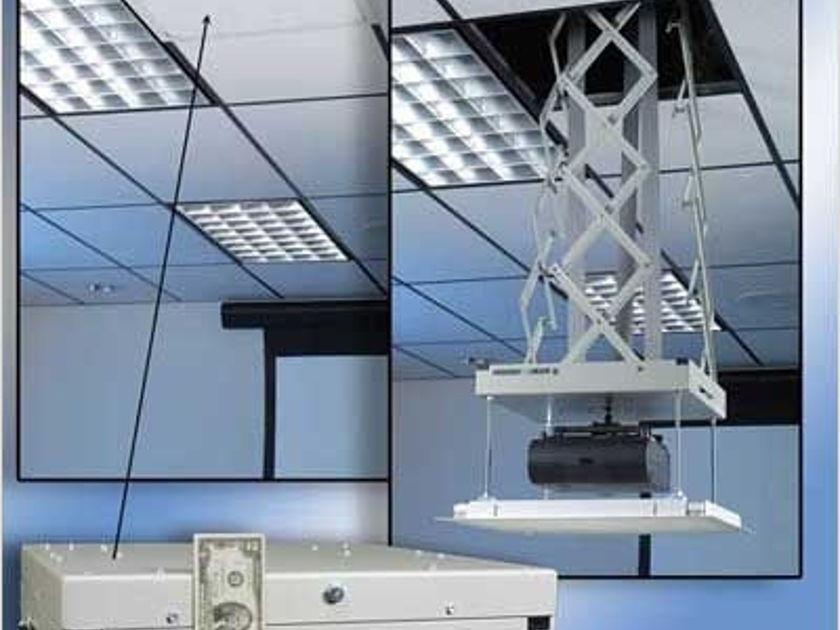 Draper Micro Projector Lift MPL Projector Lift