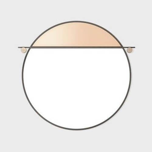 Matter Made Abal Round Mirror