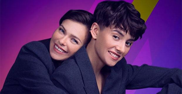 В эфире «Европы Плюс» Эмма М и Лена Темникова представили свою новую песню «Нереальная любовь» - Новости радио OnAir.ru
