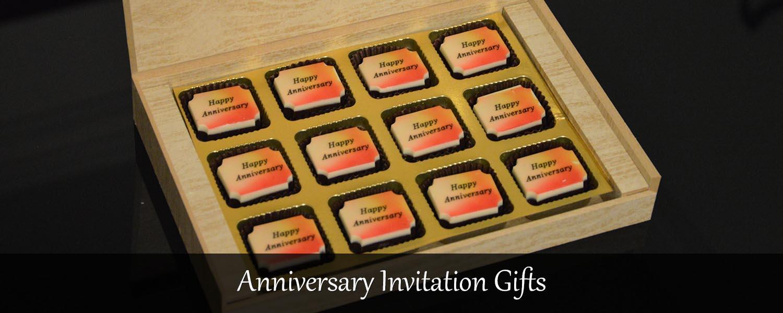 marriage anniversary invitations