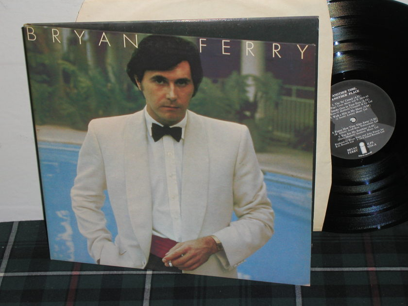 Bryan Ferry - Another Time,Another (Pics) UK import island ilps9284 pink
