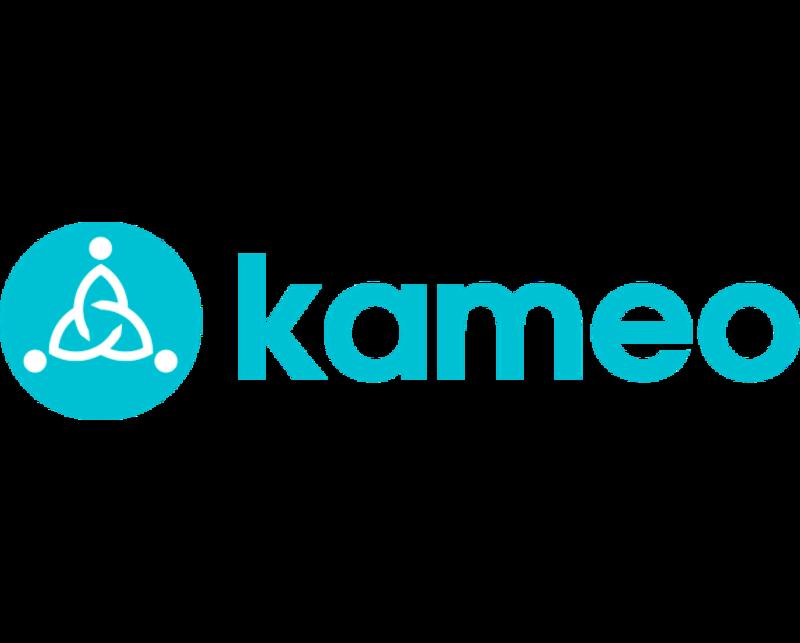 Billede af crowdlending platformen Kameo logo