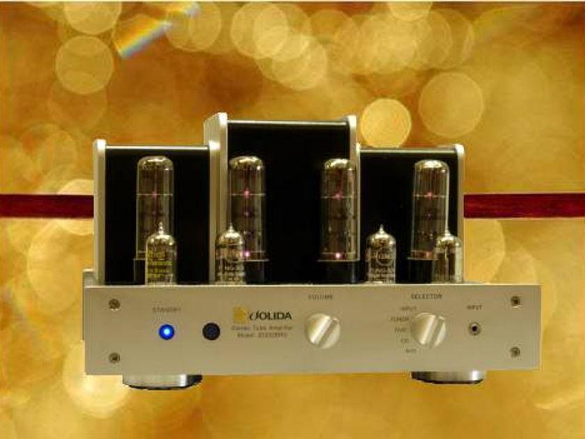 Jolida Modified JD-202Brc New Remote tube Int amps