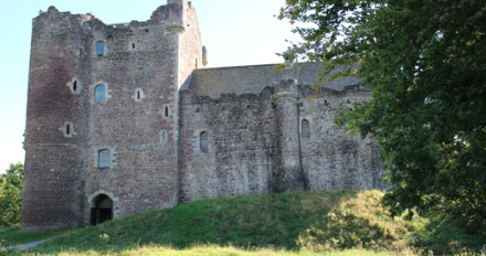 Outlander Tour of TV Locations Edinburgh