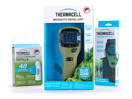 Thermacell Portable 60-Hour Kit