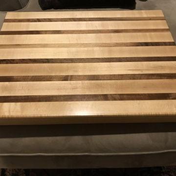 Turntable Isolation Shelf