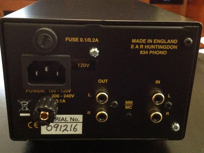 EAR 834P Phono-Pre