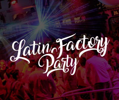 Latin factory Es paradis Ibiza nightclub. Party calendar and tickets