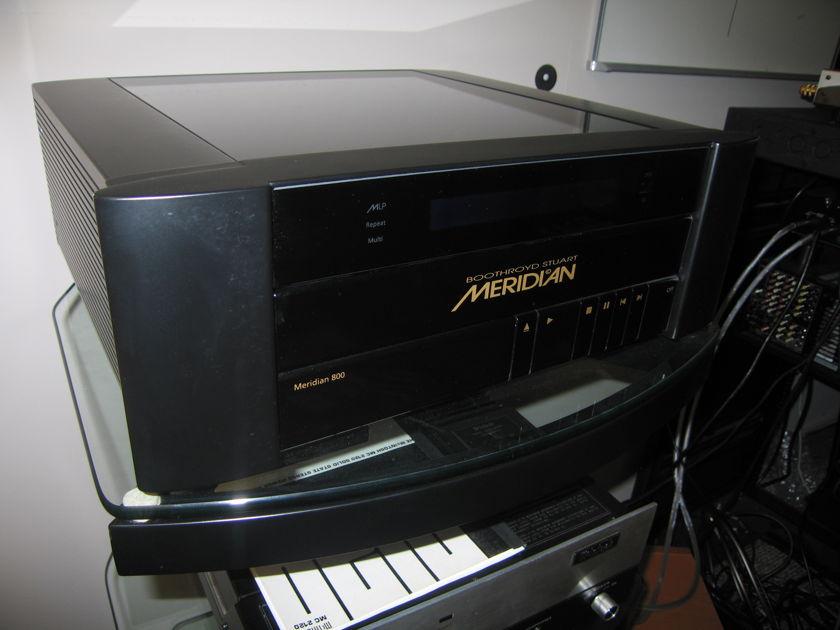 Meridian 800 V4 Player