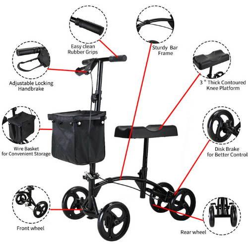knee scooter walker