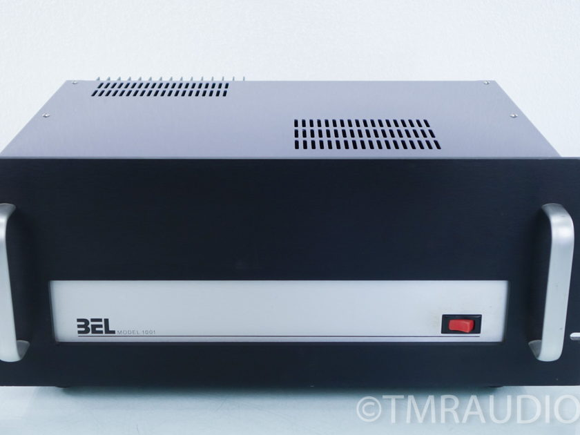 Brown Electronics Lab ;BEL 1001 mk2 Power Amplifier (8126)