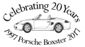 Celebrating 20 Years of the Porsche Boxster