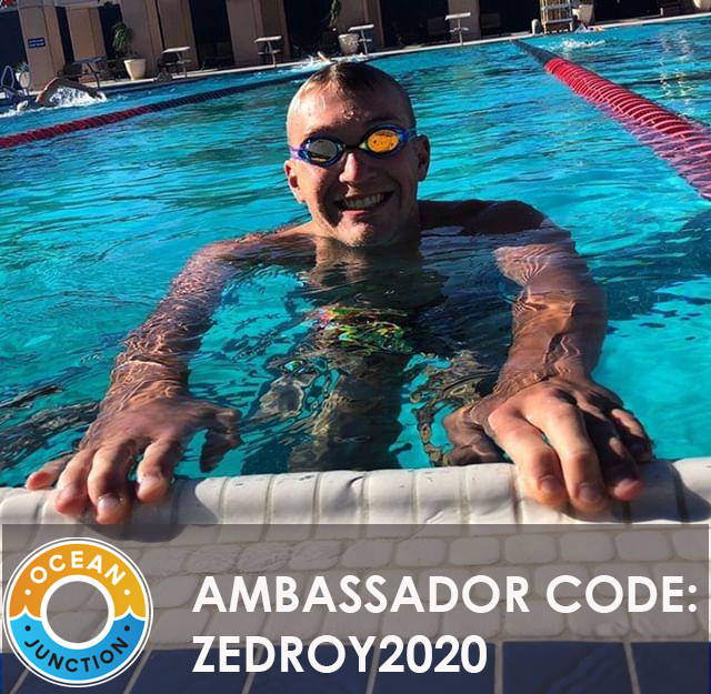 Zed Roy - Triathlete