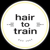 Hair to Train logo