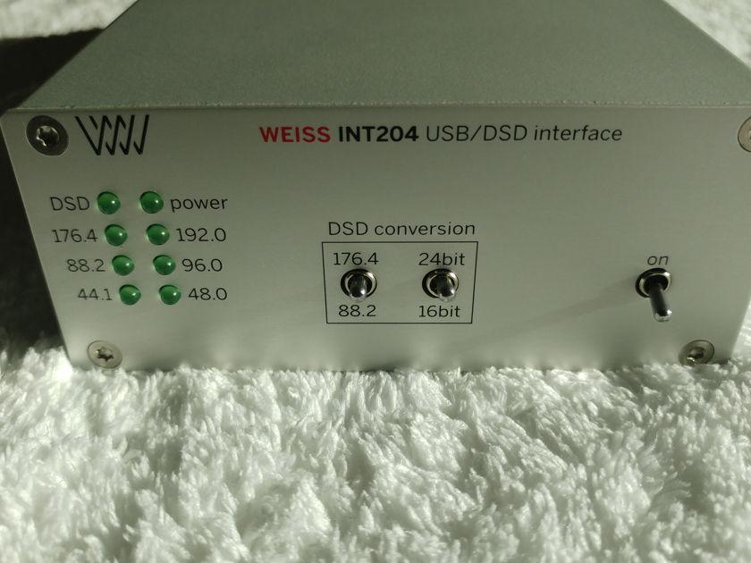 Weiss INT204 Weiss INT204, PSU101
