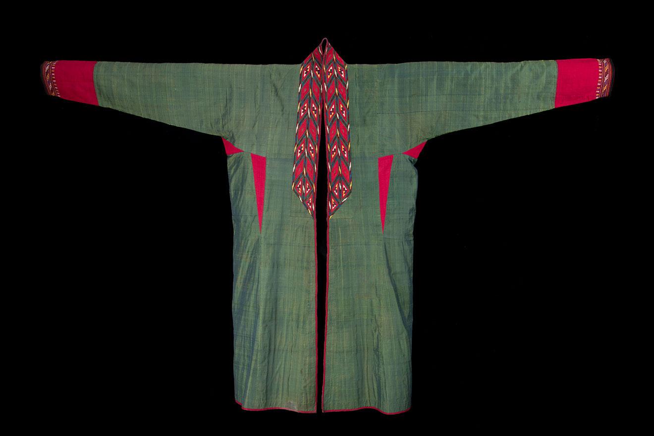 Coat, Turkmenistan