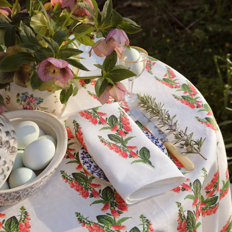 Yolke Home | Spring table tips