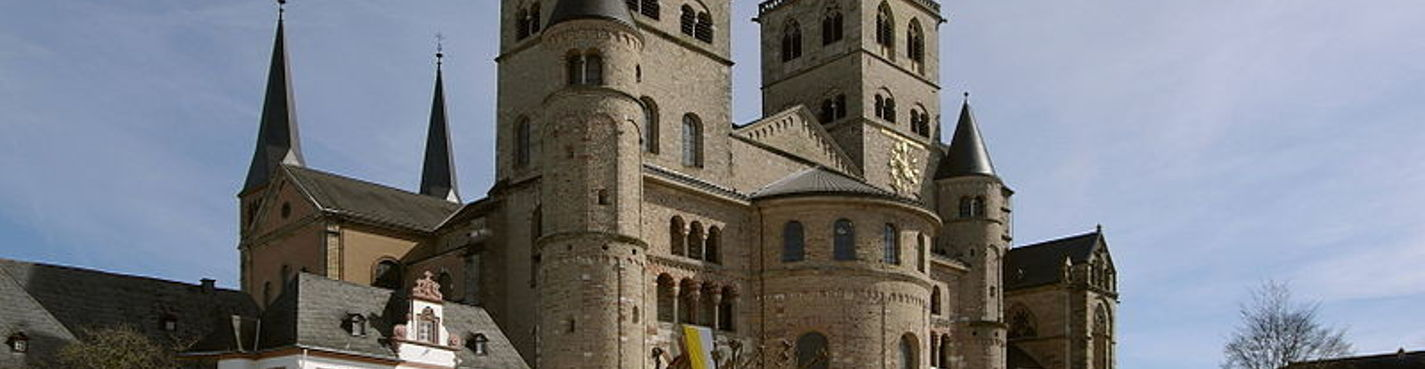 Трир старейший город Германии